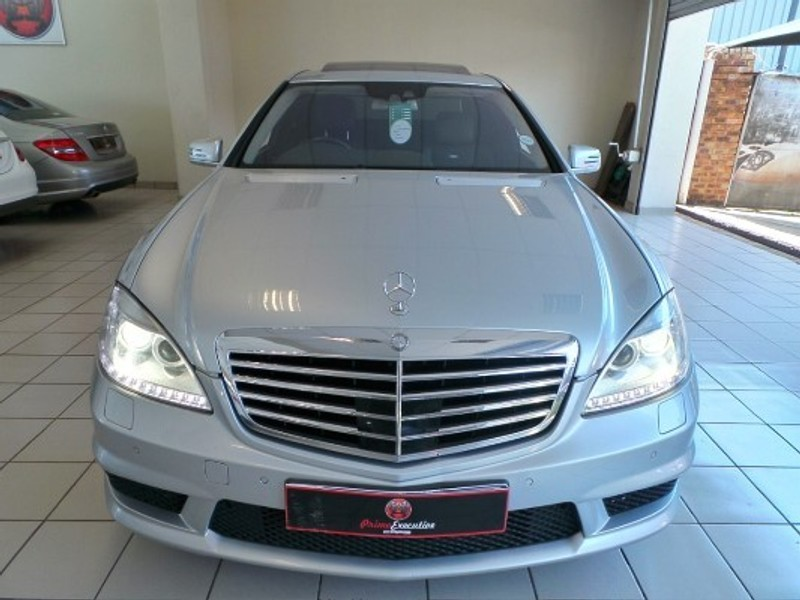 Used mercedes benz s class s 63 amg a t for sale in for Garage agree mercedes
