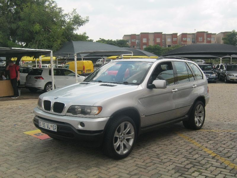 used bmw x5 3 0 a t for sale in gauteng id. Black Bedroom Furniture Sets. Home Design Ideas