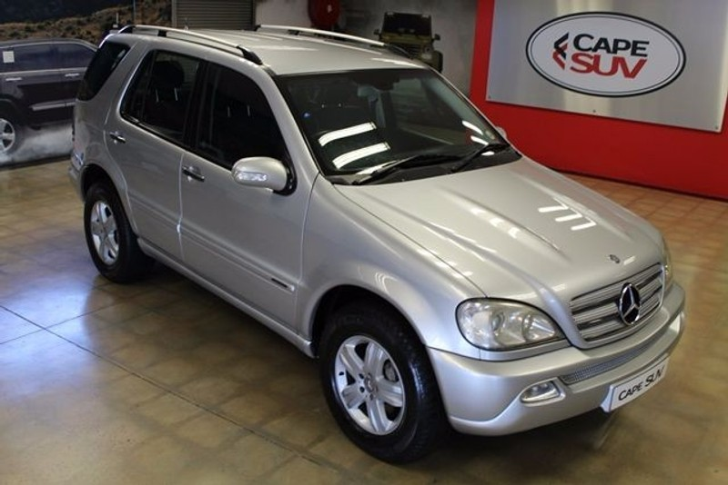 Used mercedes benz m class ml 270 cdi f l for sale in for 2004 mercedes benz ml350 for sale