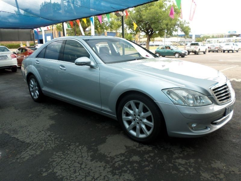 used mercedes benz s class s 500 for sale in gauteng