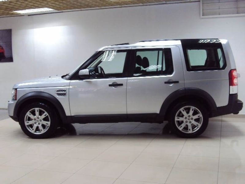 used land rover discovery 4 tdv6 s 3 0 auto 7 seater. Black Bedroom Furniture Sets. Home Design Ideas