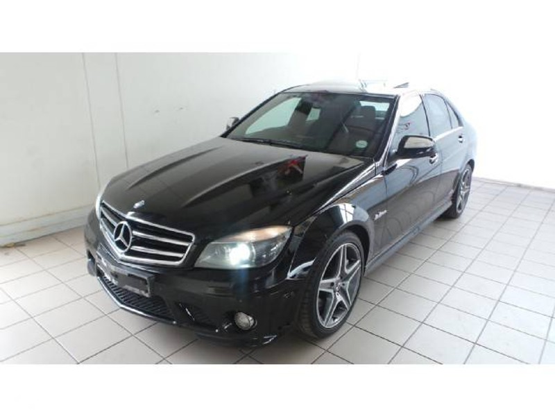 used mercedes benz c class c63 amg for sale in gauteng id 1839225. Black Bedroom Furniture Sets. Home Design Ideas