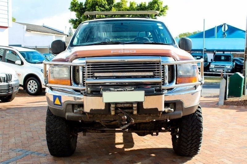 used ford f series f250 4 2l xlt double cab turbo diesel 4x4 for sale in western cape. Black Bedroom Furniture Sets. Home Design Ideas