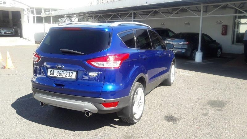 used ford kuga 2 0 tdci titanium awd powershift for sale in western cape id 1839687. Black Bedroom Furniture Sets. Home Design Ideas