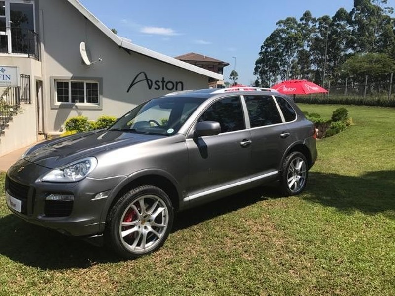 used porsche cayenne turbo tiptronic for sale in kwazulu natal id 1840268. Black Bedroom Furniture Sets. Home Design Ideas