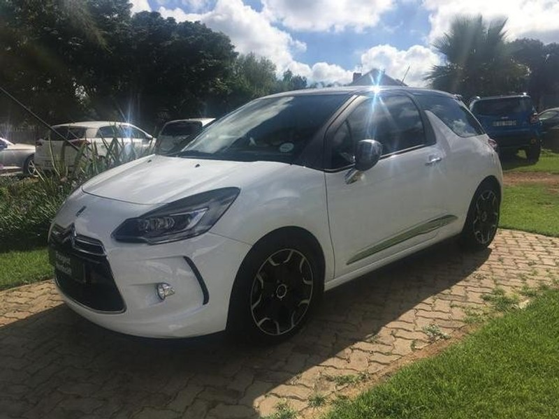 used citroen ds3 1 6 thp sport 3dr for sale in gauteng id 1840318. Black Bedroom Furniture Sets. Home Design Ideas