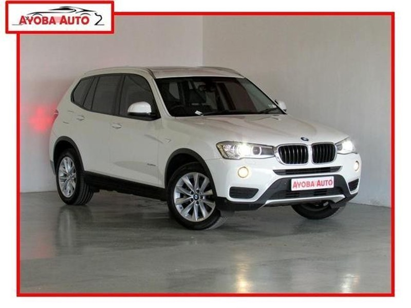 used bmw x3 xdrive20d exclusive auto for sale in gauteng id 1840391. Black Bedroom Furniture Sets. Home Design Ideas