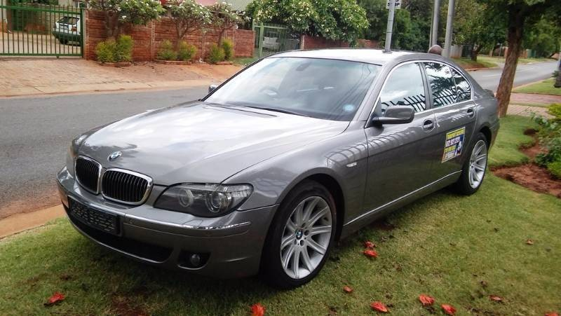2009 bmw 7 series 750i full individual e65 for sale in gauteng. Cars Review. Best American Auto & Cars Review