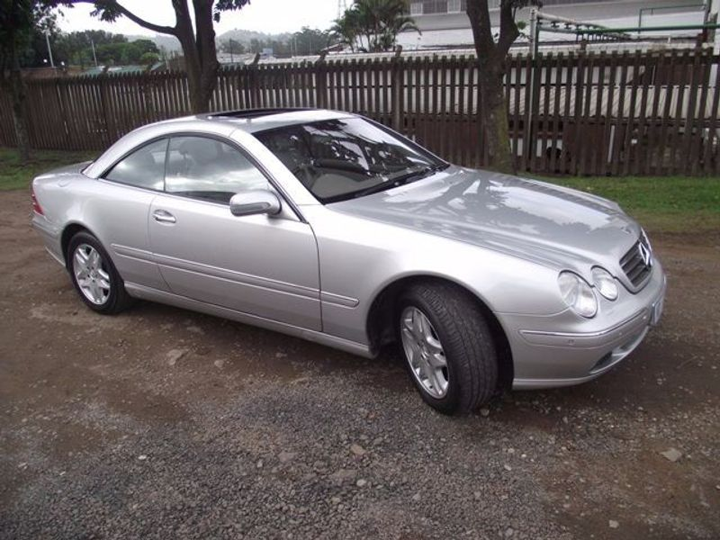 Used mercedes benz cl class cl 500 for sale in kwazulu for Mercedes benz cl class for sale