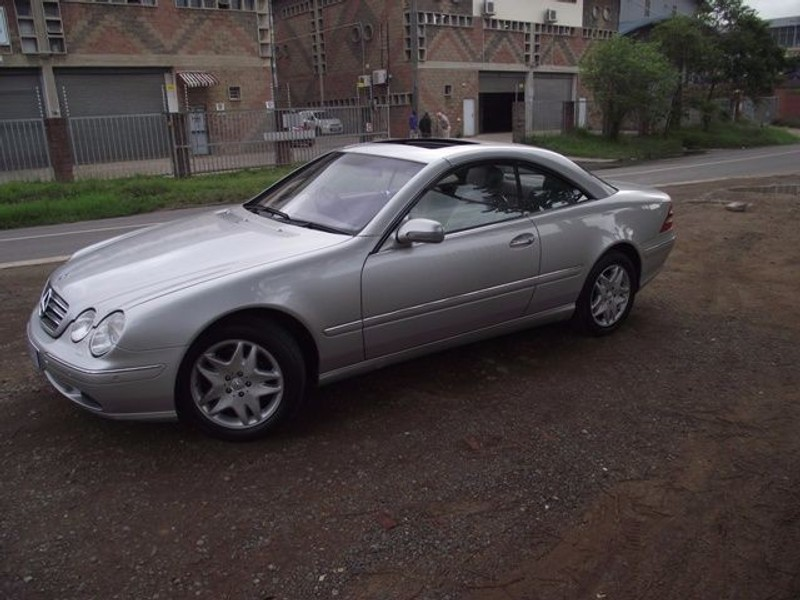 Used mercedes benz cl class cl 500 for sale in kwazulu for 2002 mercedes benz cl class