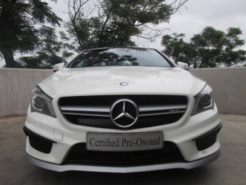 used mercedes benz cla class cla45 amg for sale in kwazulu natal id 1841183. Black Bedroom Furniture Sets. Home Design Ideas