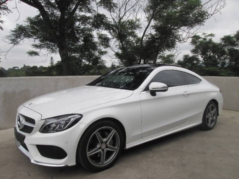 used mercedes benz c class c200 amg coupe auto for sale in kwazulu natal id 1841185. Black Bedroom Furniture Sets. Home Design Ideas
