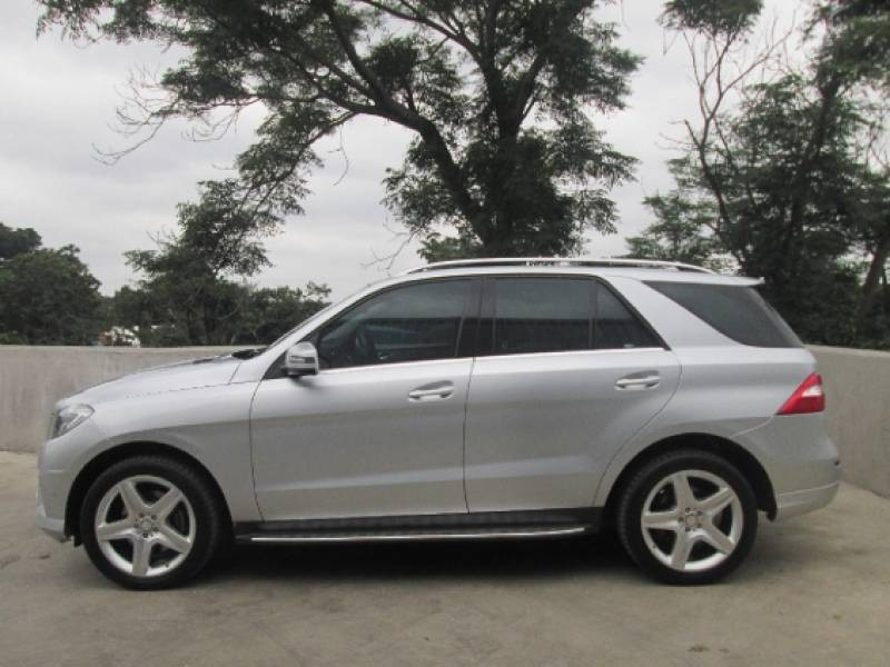 Used mercedes benz m class ml 350 bluetec for sale in for Mercedes benz extended warranty worth it