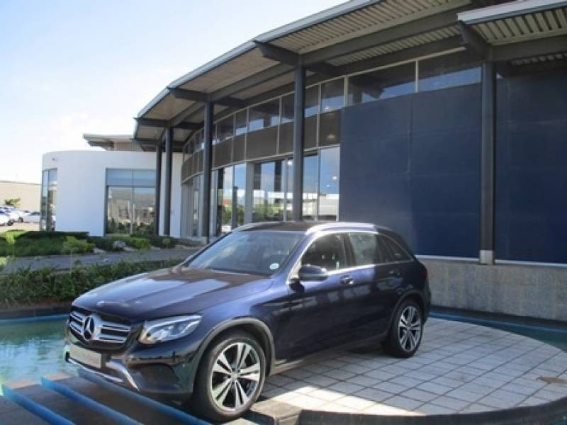 Used mercedes benz glc 250 off road for sale in kwazulu for Mercedes benz glc for sale