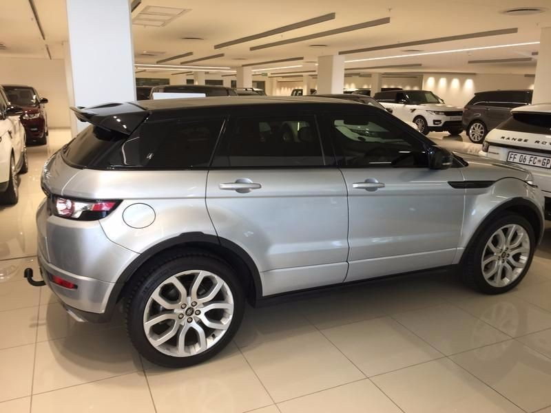 used land rover evoque 2013 land rover range rover evoque si4 dynamic for sale in gauteng cars. Black Bedroom Furniture Sets. Home Design Ideas