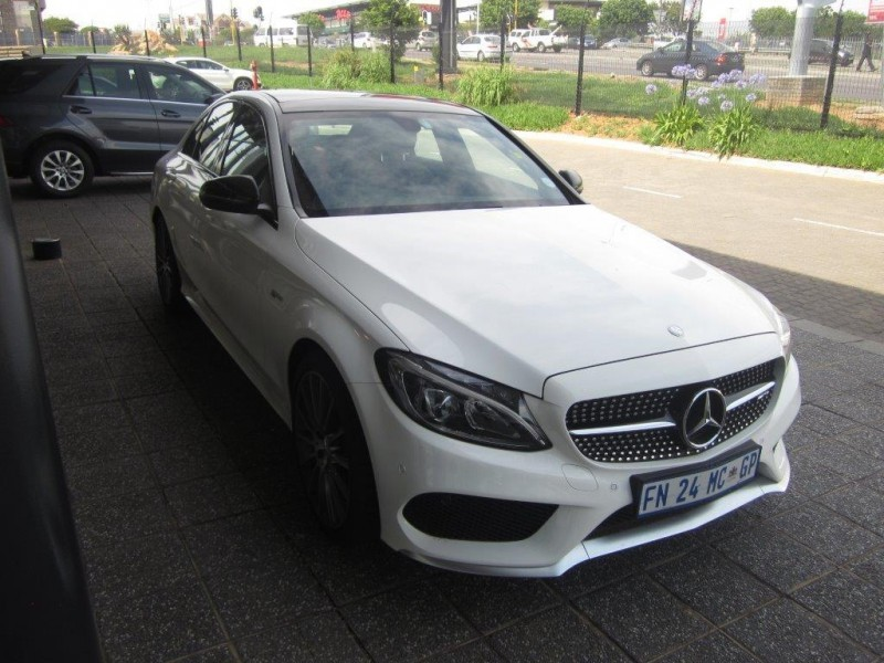 used mercedes benz c class amg c43 4matic for sale in gauteng id 1841590. Black Bedroom Furniture Sets. Home Design Ideas