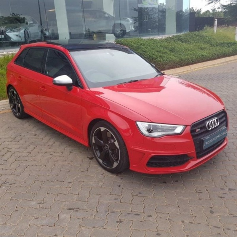 Used Audi S3 Audi Stronic Sportsback For Sale In Gauteng