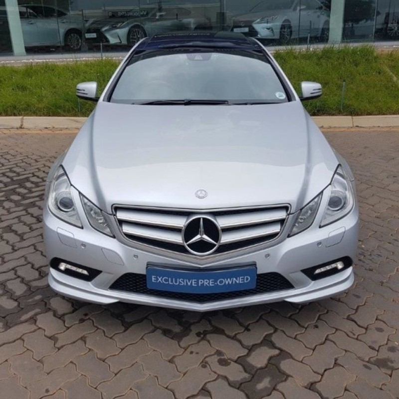 Used mercedes benz e class merc e500 coupe for sale in for Mercedes benz e500 for sale