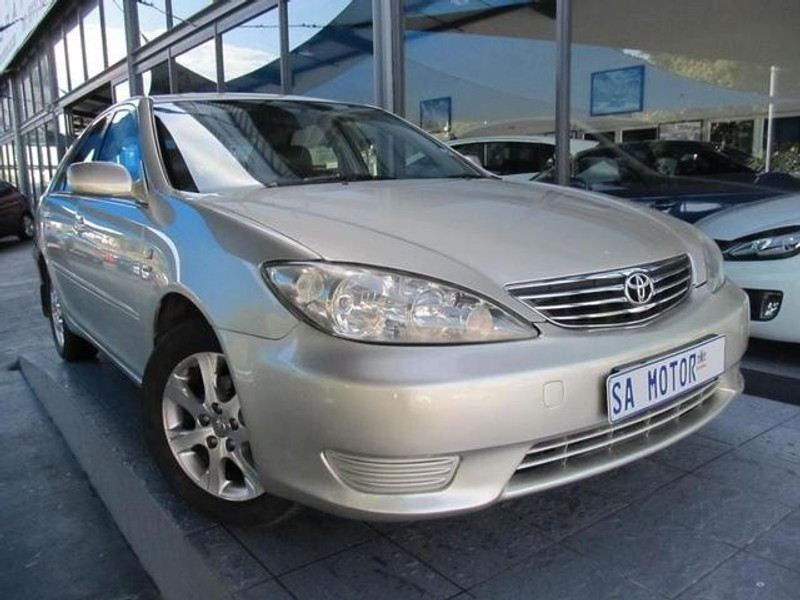 used toyota camry 2 4 gli a t for sale in gauteng id 1842399. Black Bedroom Furniture Sets. Home Design Ideas