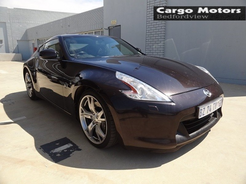 used nissan 370z coupe a t for sale in gauteng id. Black Bedroom Furniture Sets. Home Design Ideas