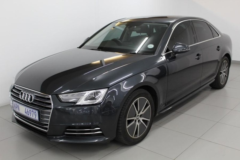 Used audi a4 tdi sport stronic b9 for sale in kwazulu for Mercedes benz b9 service