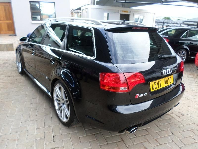 used audi rs4 quattro avant for sale in gauteng id 1845576. Black Bedroom Furniture Sets. Home Design Ideas