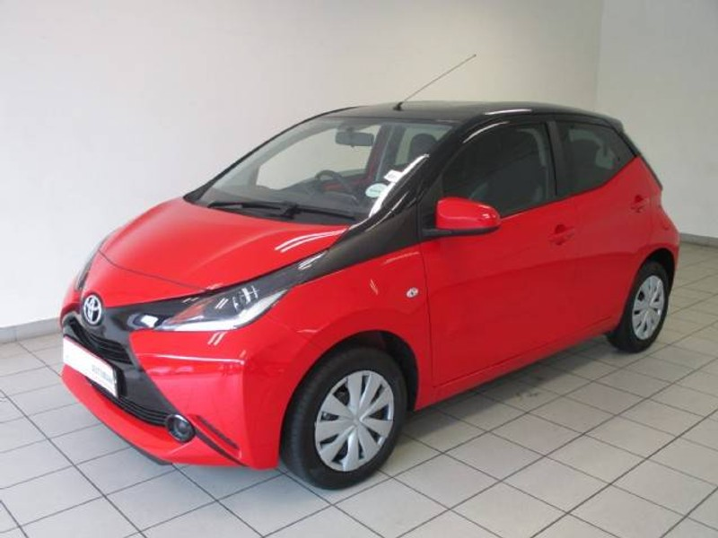 used toyota aygo 1 0 x play 5 door for sale in kwazulu natal id 1845869. Black Bedroom Furniture Sets. Home Design Ideas