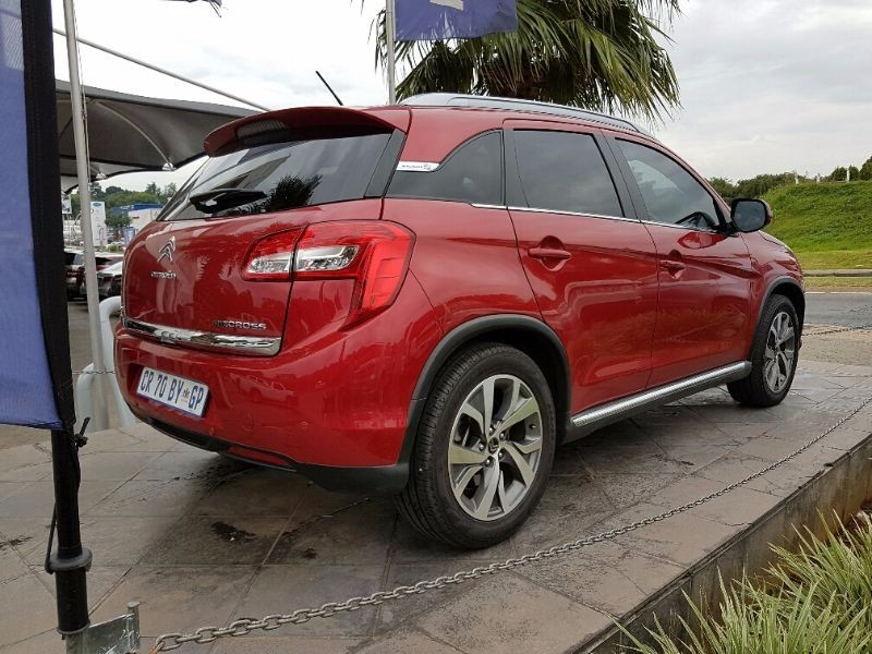 used citroen c4 aircross 2 0 exclusive awd a t for sale in gauteng id 1846123. Black Bedroom Furniture Sets. Home Design Ideas