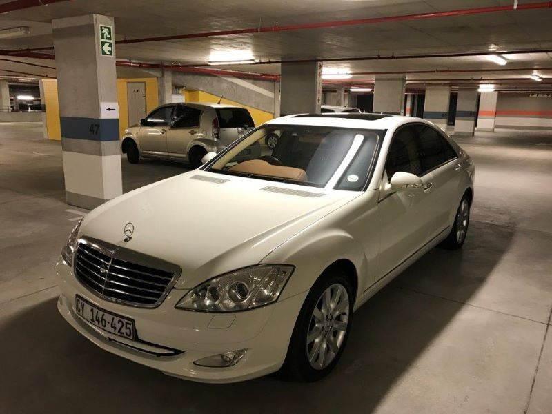 Used mercedes benz s class 2008 merc benz s 500 57000kms for Mercedes benz 2008 s550 for sale
