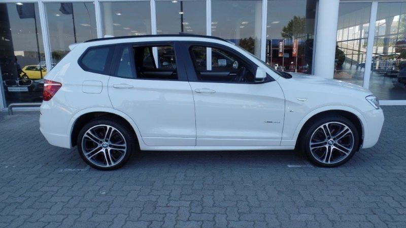 used bmw x3 xdrive 30d m sport auto for sale in western cape id 1846186. Black Bedroom Furniture Sets. Home Design Ideas