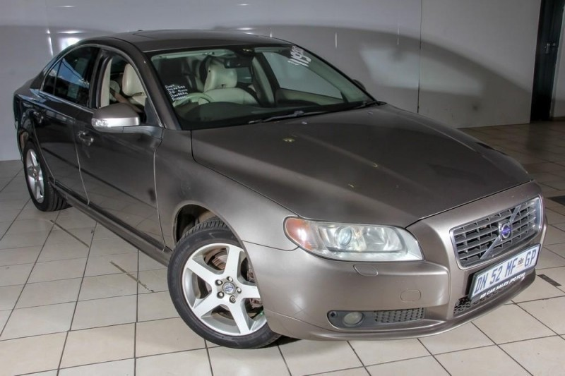 used volvo s80 3 2 geartronic for sale in north west province id 1846256. Black Bedroom Furniture Sets. Home Design Ideas