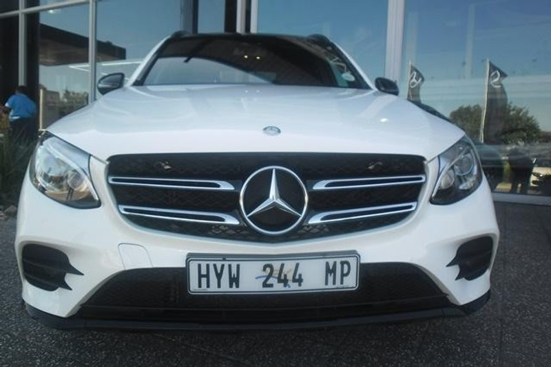 Used mercedes benz glc 300 amg for sale in mpumalanga for Used mercedes benz 300