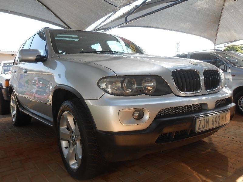used bmw x5 a t for sale in gauteng id 1846384. Black Bedroom Furniture Sets. Home Design Ideas