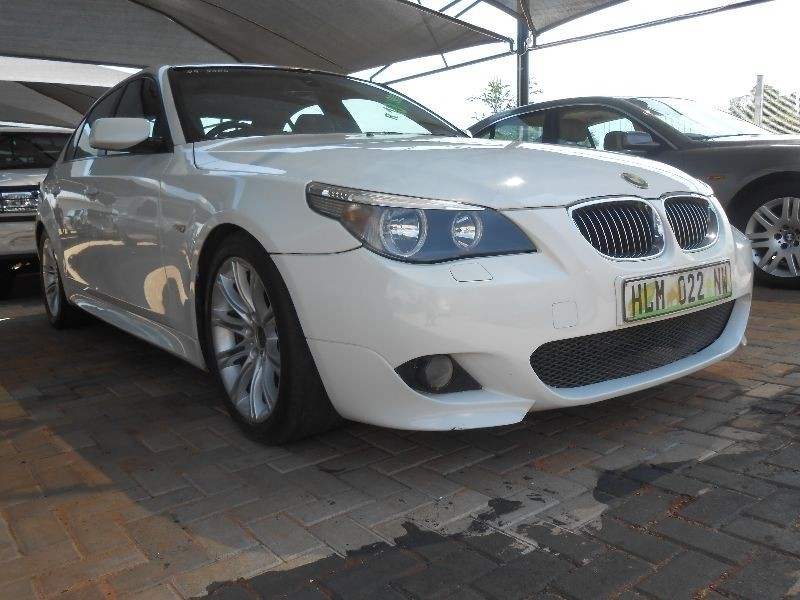 used bmw 5 series 523i a t e60 for sale in gauteng id 1846408. Black Bedroom Furniture Sets. Home Design Ideas