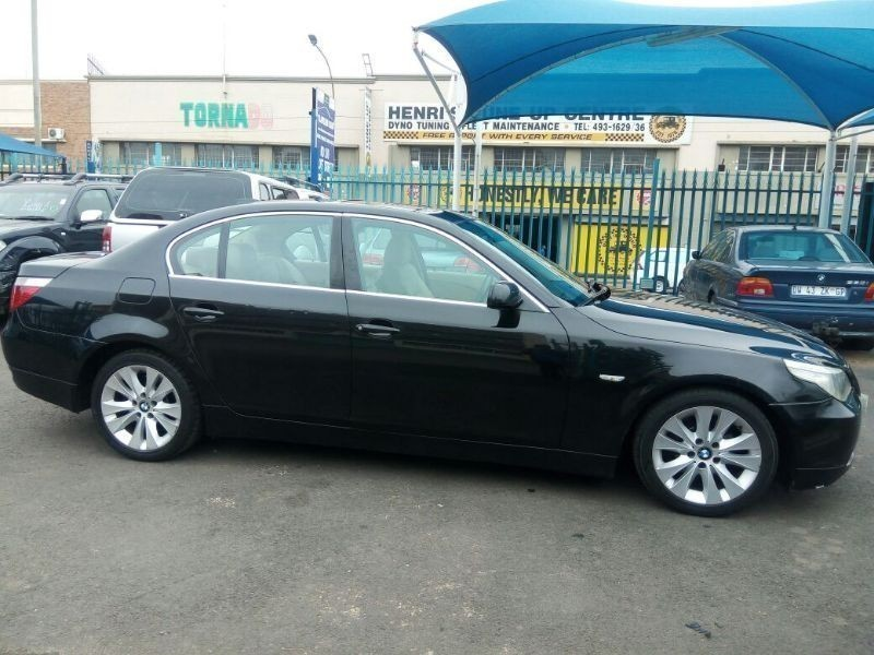 used bmw 5 series 525i a t e60 for sale in gauteng id 1846646. Black Bedroom Furniture Sets. Home Design Ideas