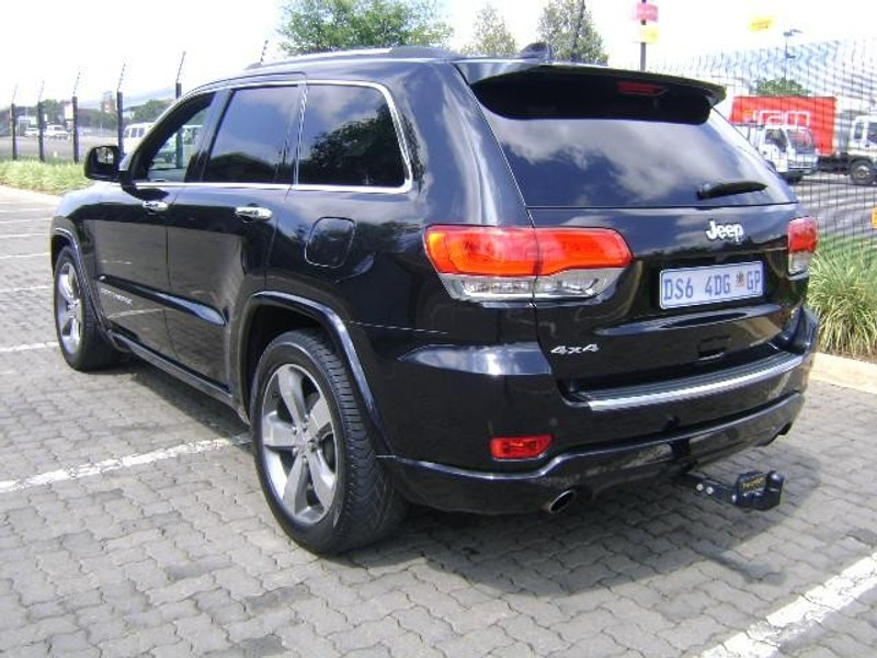used jeep grand cherokee 3 6 overland for sale in gauteng id 1846733. Black Bedroom Furniture Sets. Home Design Ideas