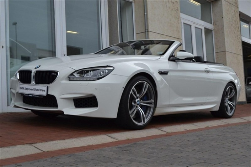 used bmw m6 convertible f12 for sale in kwazulu natal id 1847913. Black Bedroom Furniture Sets. Home Design Ideas