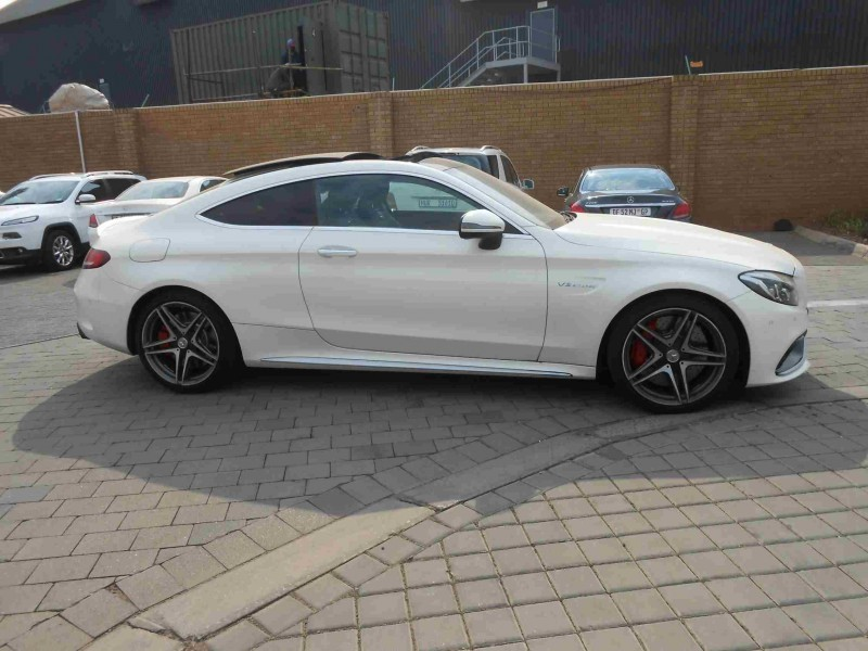 used mercedes benz c class amg coupe c63 s for sale in gauteng id 1848222. Black Bedroom Furniture Sets. Home Design Ideas