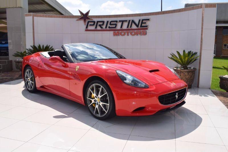Used Ferrari California For Sale In Gauteng Cars Co Za