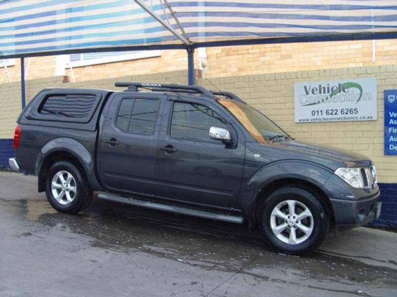 used nissan navara 4 0 v6 p u d c for sale in gauteng id 1849643. Black Bedroom Furniture Sets. Home Design Ideas