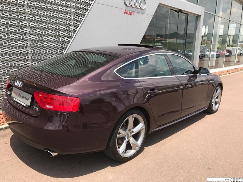 2014 Audi A5 Sema Custom Car For Sale: Used Audi A5 Sportback 2.0t Fsi Multi For Sale In North