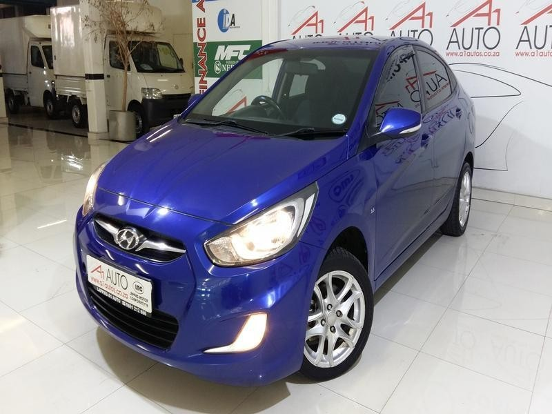 used hyundai accent 1 6 gls for sale in gauteng id 1850132. Black Bedroom Furniture Sets. Home Design Ideas