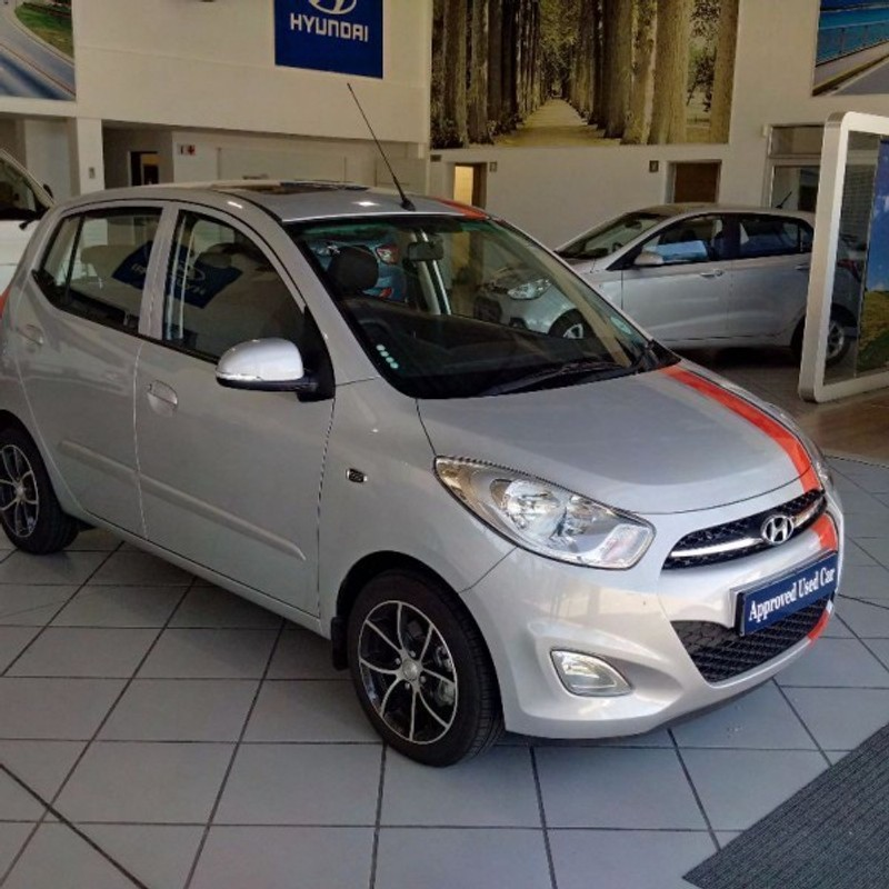 used hyundai i10 1 2 glide limited edition m t for sale in mpumalanga id 1850725. Black Bedroom Furniture Sets. Home Design Ideas