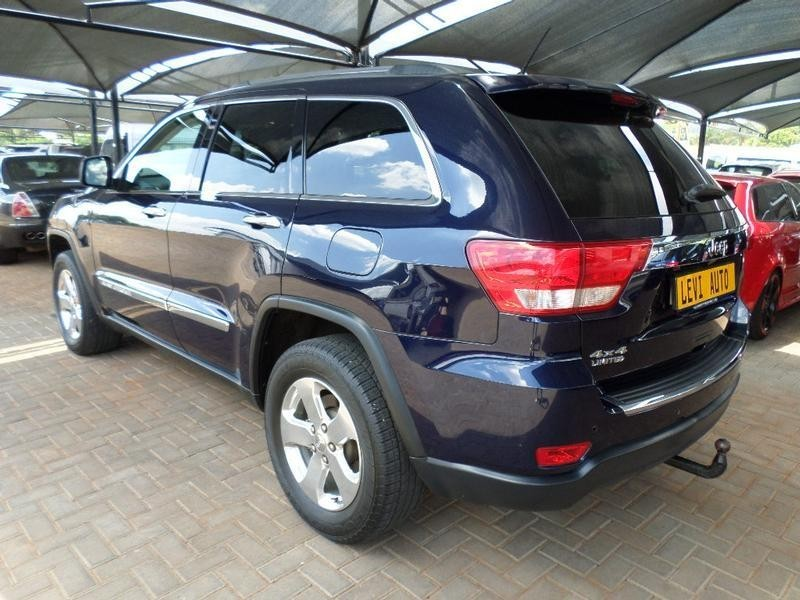 used jeep grand cherokee 3 6 overland for sale in gauteng. Black Bedroom Furniture Sets. Home Design Ideas
