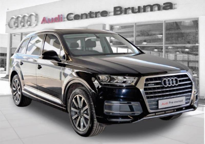 used audi q7 3 0 tdi v6 quattro tip for sale in gauteng id 1851009. Black Bedroom Furniture Sets. Home Design Ideas
