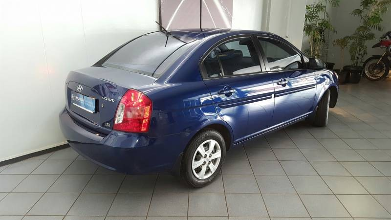 used hyundai accent 1 6 gls hs for sale in gauteng cars. Black Bedroom Furniture Sets. Home Design Ideas