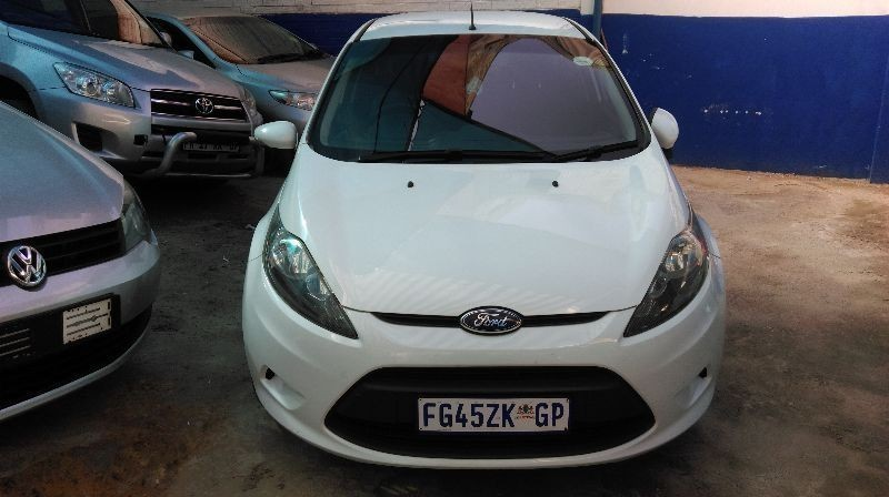 used ford fiesta 1 4 trend 5 door for sale in gauteng id 1851249. Black Bedroom Furniture Sets. Home Design Ideas