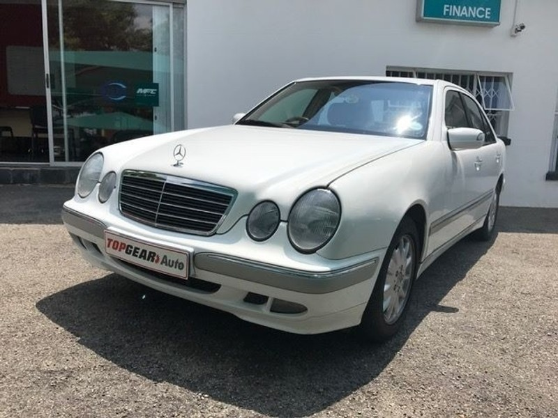 Used mercedes benz e class e 240 for sale in gauteng for 240 mercedes benz for sale