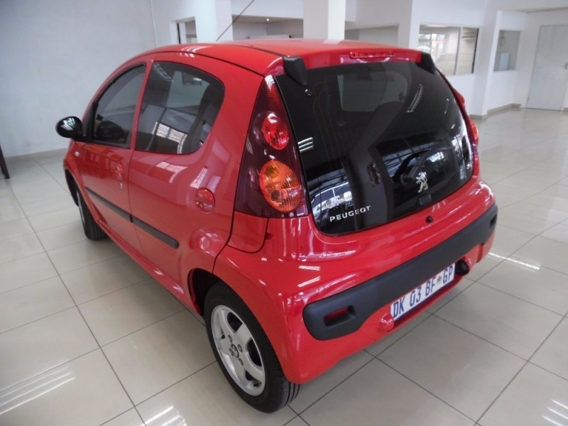 used peugeot 107 trendy for sale in gauteng id 1851602. Black Bedroom Furniture Sets. Home Design Ideas