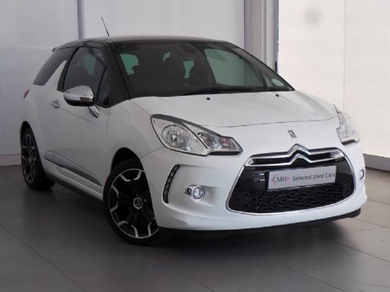 used citroen ds3 1 6 thp sport 3dr for sale in western cape id 1851877. Black Bedroom Furniture Sets. Home Design Ideas
